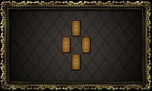 Расклад на картах Таро Крест