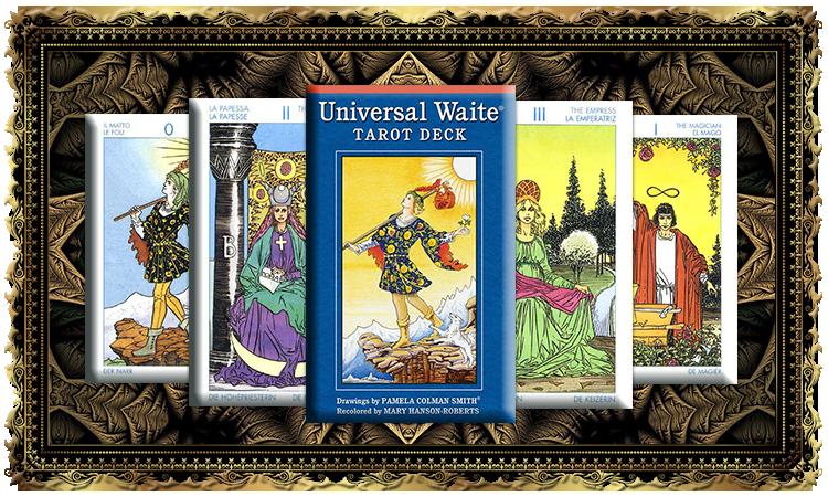 Универсальное Таро Райдера-Уэйта (Universal Waite Tarot)