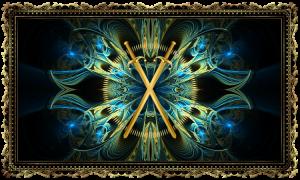 Значения карт Таро масти Мечи